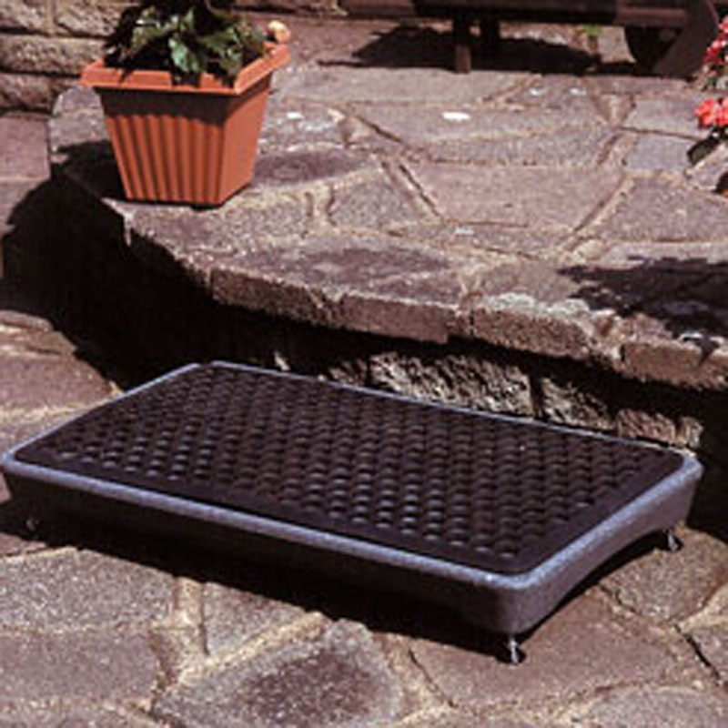Derby Adjustable Half Outdoor Step ⋆ Parkgate Mobility