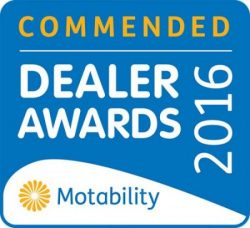 Award winning mobility aids supplier