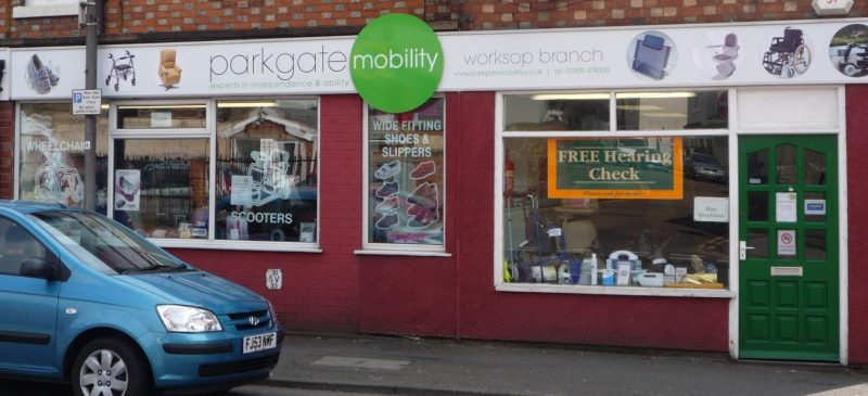 Our Mobility Shop in Worksop