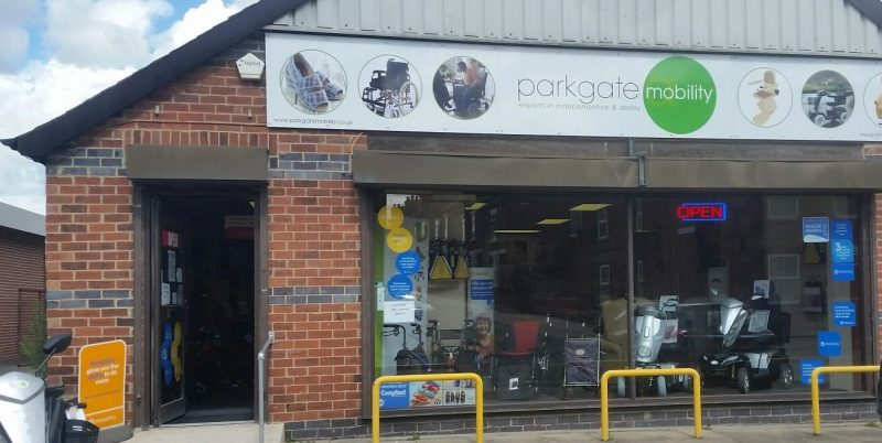 Our Mobility Shop in Castleford