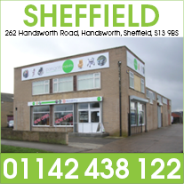 Our Mobility Shop in Sheffield