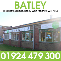 Our Mobility Shop in Batley