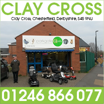 Mobility Shop in Clay Cross