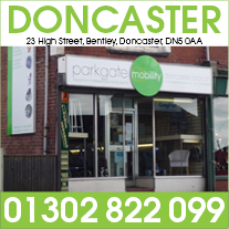 Mobility Shop in Doncaster
