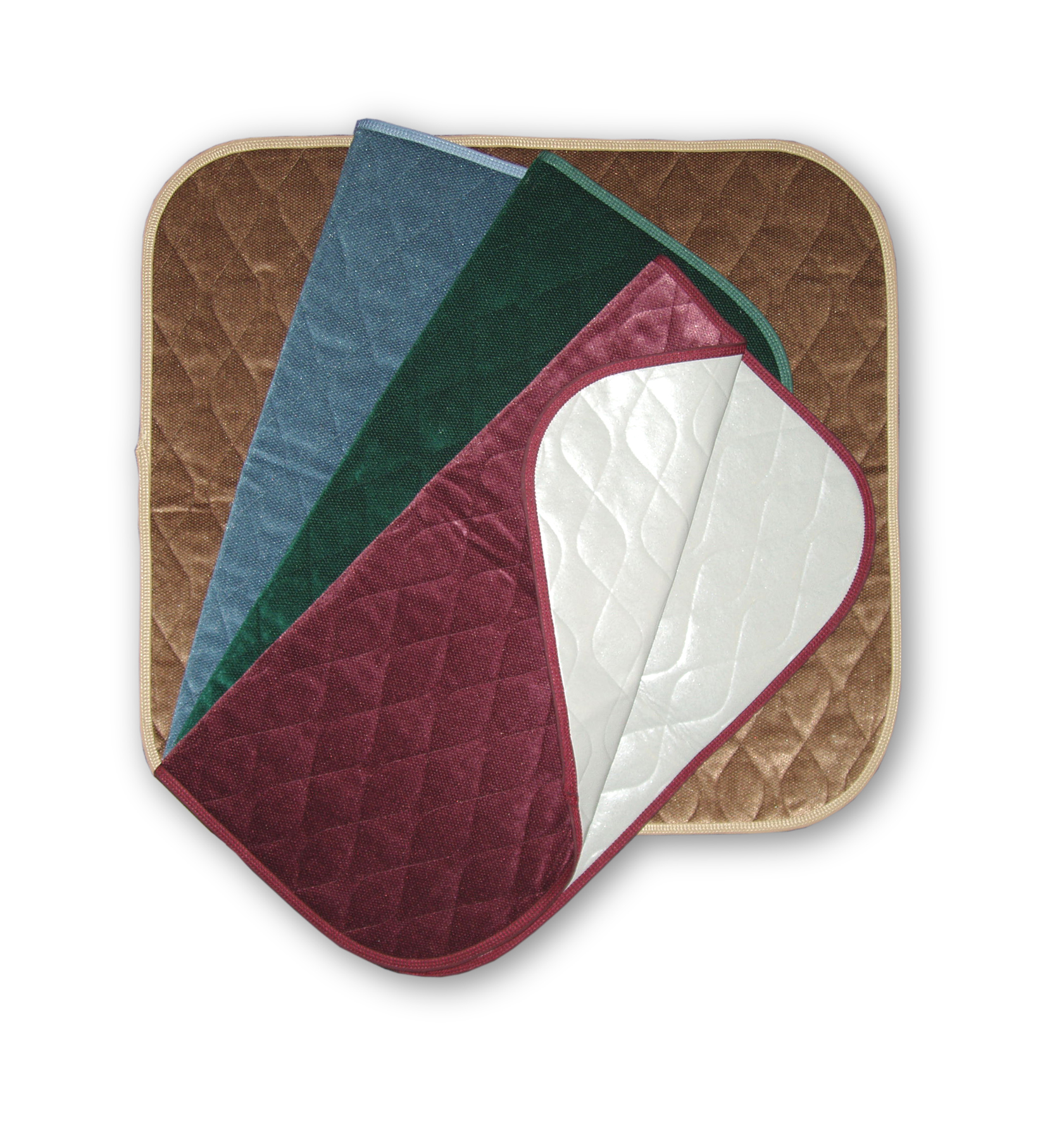 Velour Chair pads
