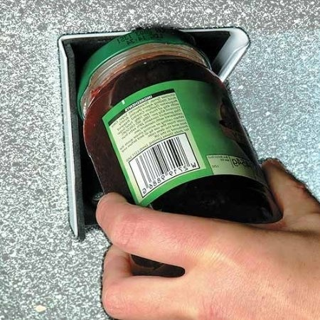 Jar and bottle opener