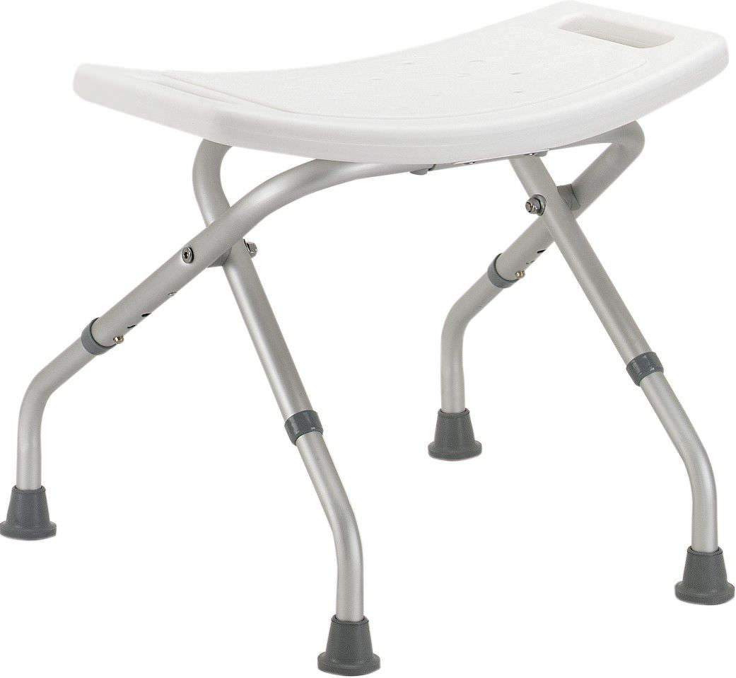Lightweight Folding Shower Stool ⋆ Parkgate Mobility