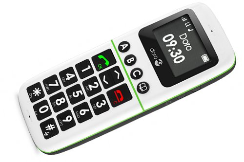 Doro 338 Truly Simple Mobile Phone ‹� Parkgate Mobility