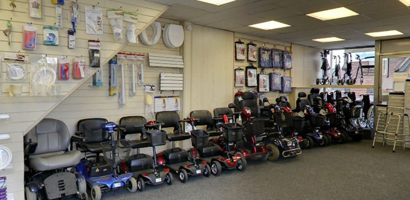 Our Mobility Shop in Doncaster
