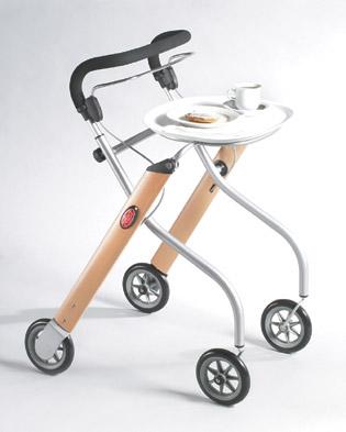 Indoor Rollator Walker