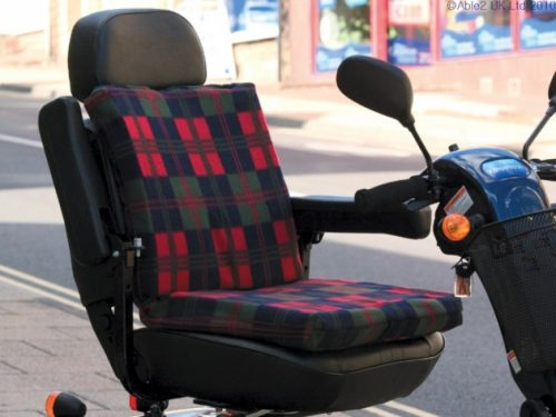 Mobility Scooter Cushion