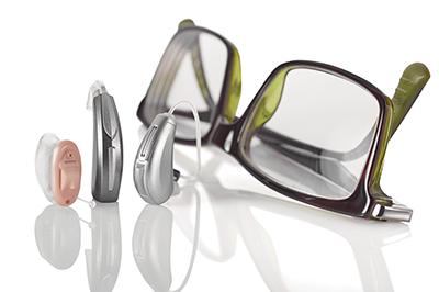glasses hearingaids