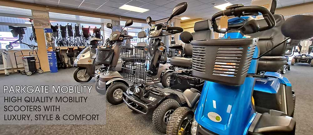 Quality Mobility Scooters