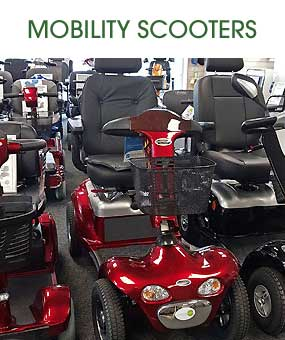 Our Mobility Scooters