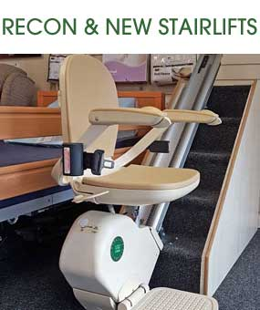 Recon and new stair lifts