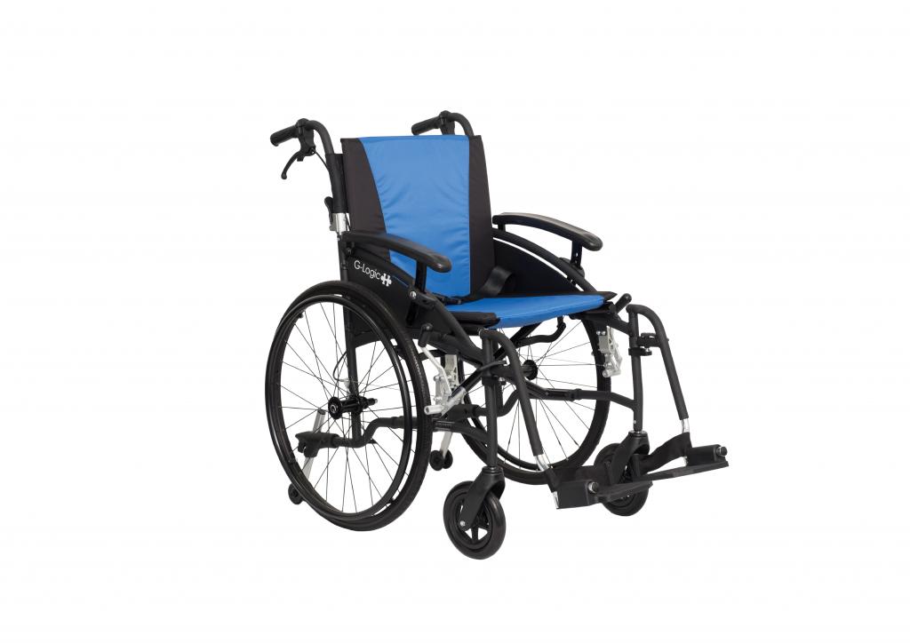 Excel G Logic Trail Black SP Full spec Blue seat 01