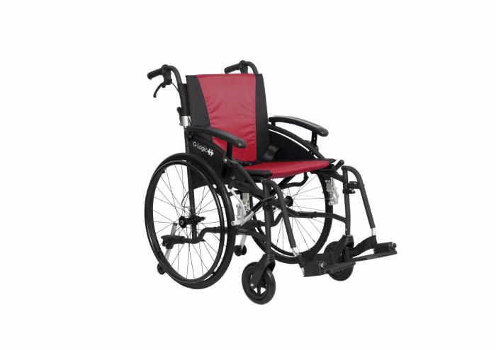 Excel G Logic Trail Black SP Full spec Red seat 100x100 2