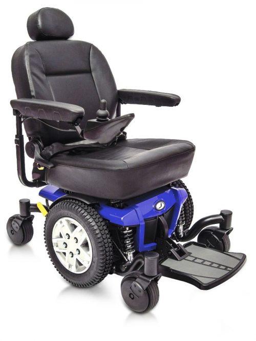 Jazzy 600 ES